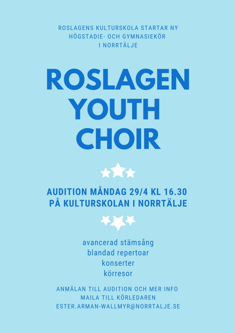Roslagen Youth Choir